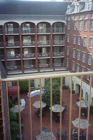 Virginia with Adeeb: May, 2001