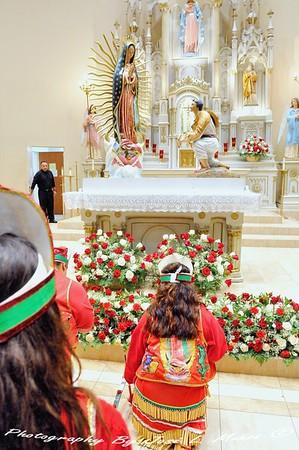 2015-12-11 & 12 Novena a La Virgen de Guadalupe