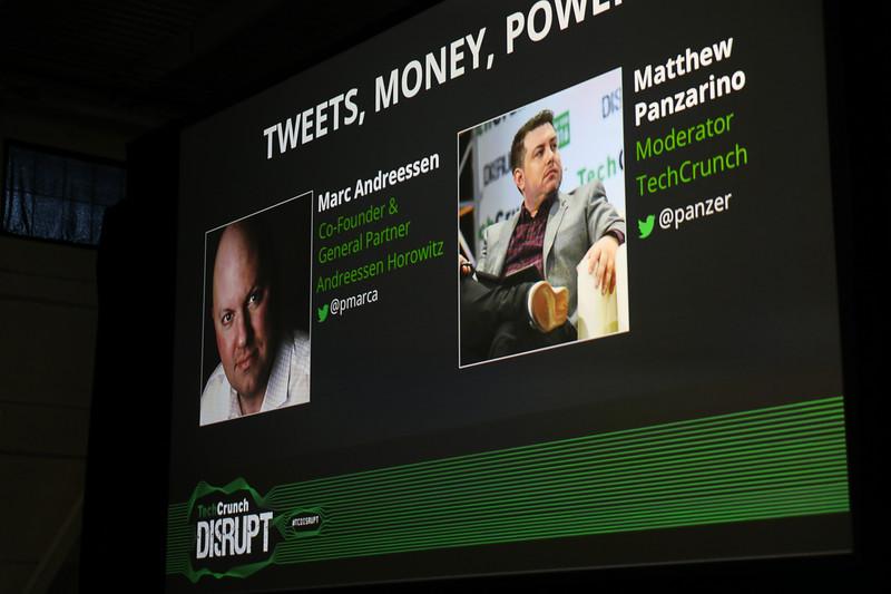 Disrupt #TCDisrupt @TechCrunch