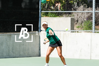 2018 Women's Tennis vs UCSB
