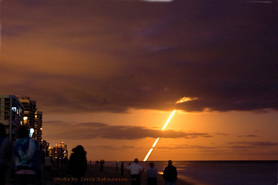 Space Shuttle Launch 5 Apr 10