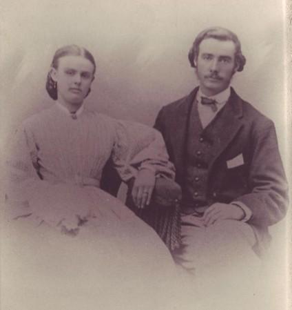 Joseph Heber Stallings and Sarah Marie Linford