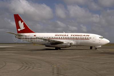 Airlines - Tonga