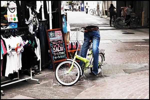 Street photography - Color