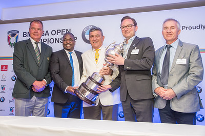 BMW SA Open Media Launch