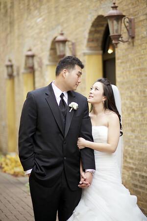 Bridal Party / Portraits of Julie & David