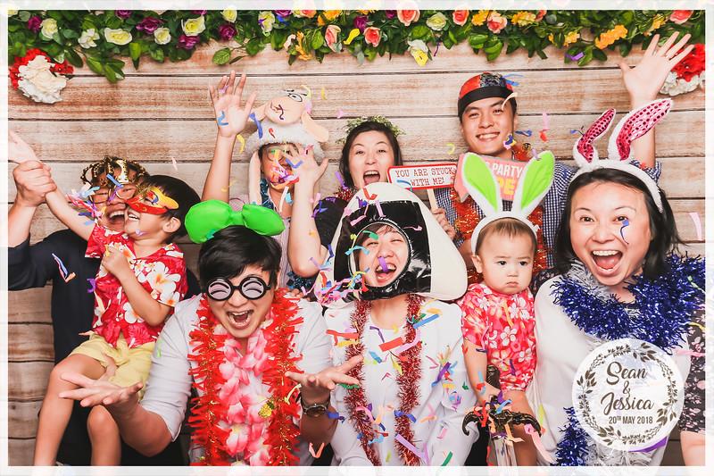 Wedding of Sean & Jessica | © SRSLYPhotobooth.sg