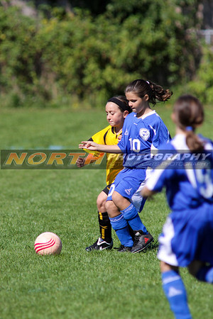 10/10/2008 (Sachem Thunderbolts vs. Sound Beach Spirit