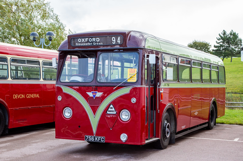 1960 AEC Reliance with Park Royal