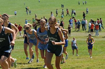 Girls AAA Race