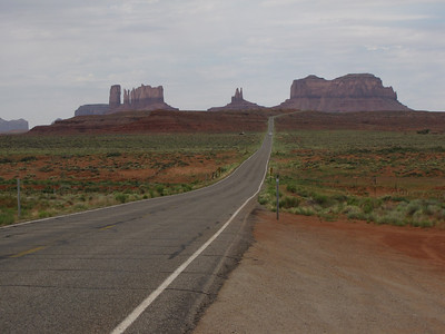 2010_07_01 - Monument Valley, AZ