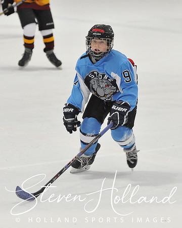 Hockey - NVHSL Juniors: Stone Bridge  1.5.2015 (by Steven Holland)