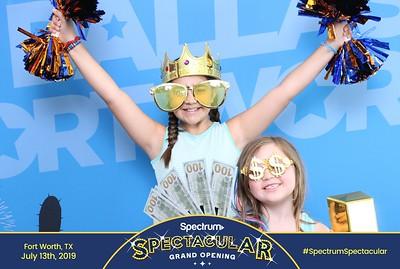 Spectrum Spectacular Grand Opening - Fort Worth 7-13-19