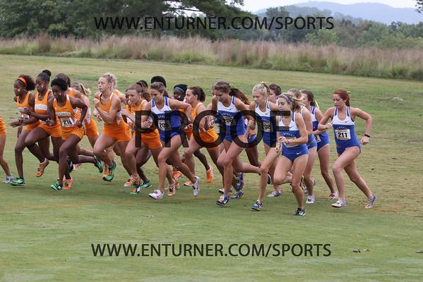 2011 Tennessee Invitational XC - Women
