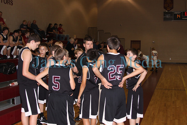 BASKEBALL - 2012-13 Chestatee Academy 7th Grade