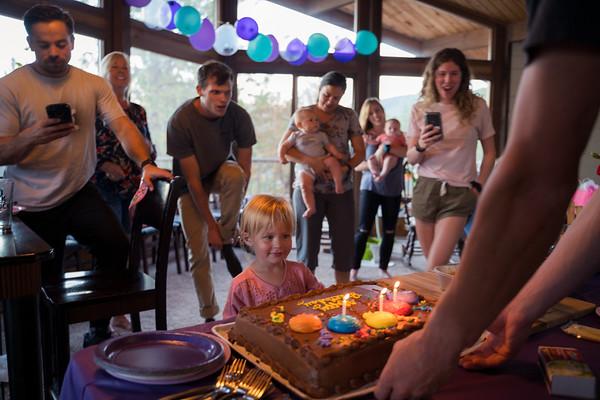 Bethany's 3rd Birthday