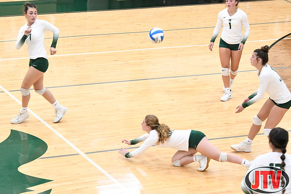 Volleyball Addison at Napoleon High School 09-14-2021