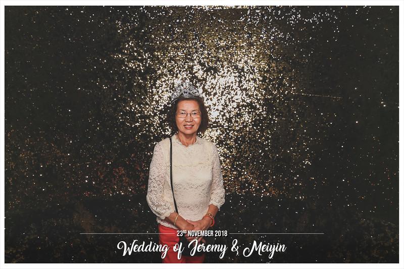 Wedding of Jeremy & Meiyin   © www.SRSLYPhotobooth.sg
