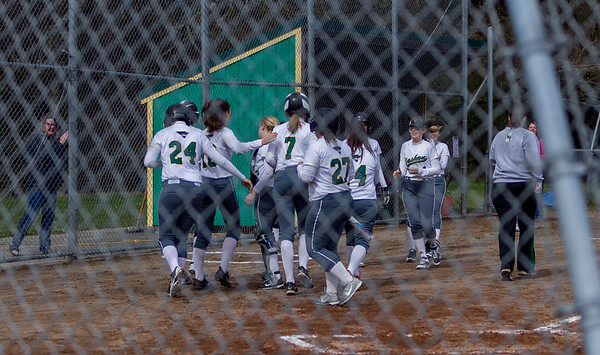 Vashon Island High School Fastpitch v Coupeville 03/24/2018