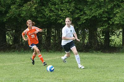 U12 Girls- Odyessy vs. Far Post Orange