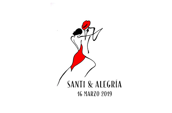 Santi & Alegría - 16 marzo 2019