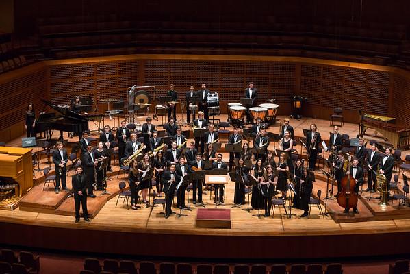 1. Maria Carillo High School Symphonic Band