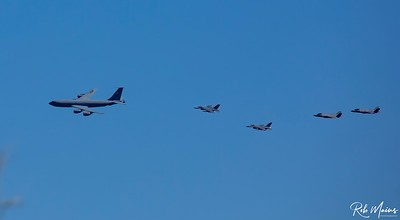 Luke AFB AZ ANG Covid Honor Flight