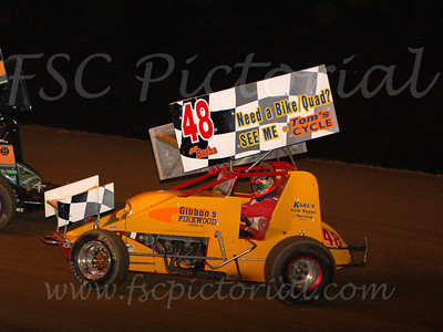 Dog Hollow Speedway 08-19-12