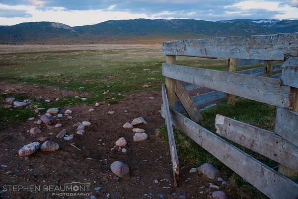 The Broken Fence