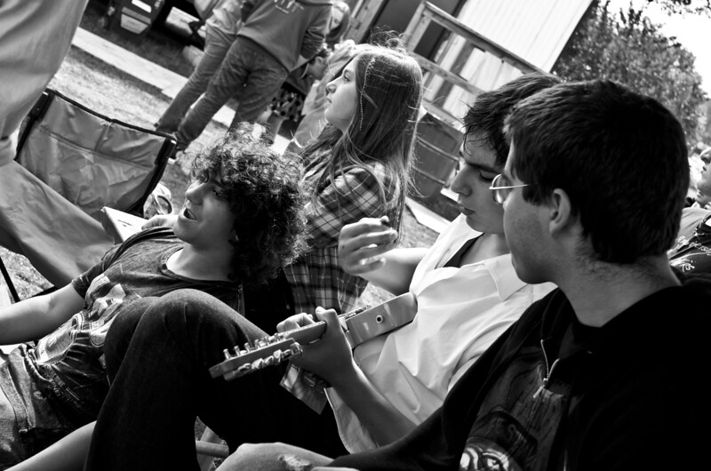 School Of Rock - Union County Music Fest - September 18, 2011