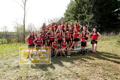 Brookwood JH track and field TF18