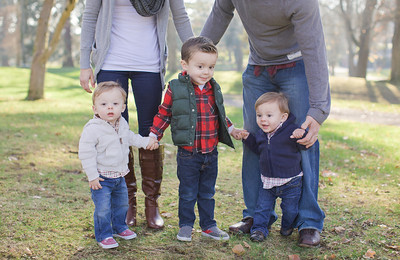 Lucich Family 2013
