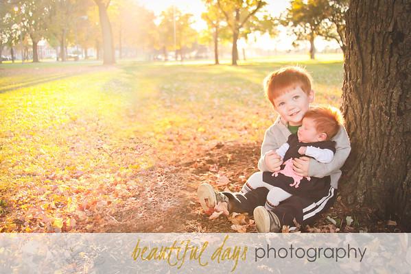 Daniel & Dawn's Family | 10.14.2013