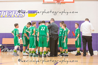 Griffin 7th Grade Basketball