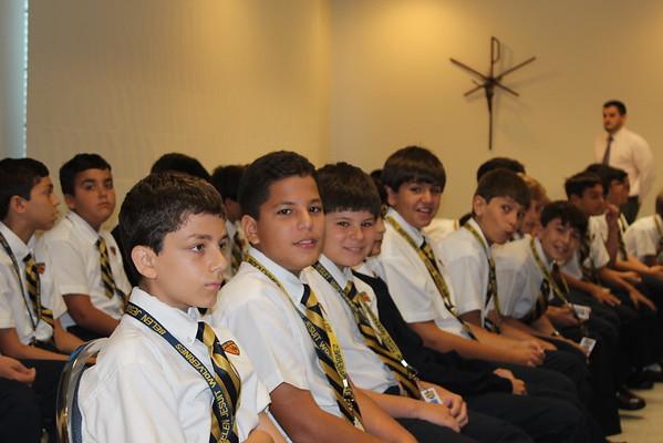 7th Grade Assembly
