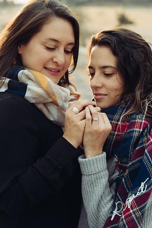 Janet y Mariana