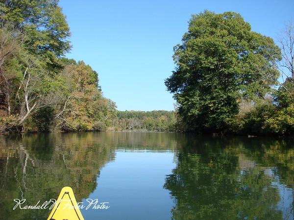 Catawba River Paddle 10-26-08