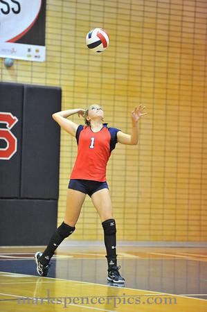 Volleyball SV JV vs SFHS 2010
