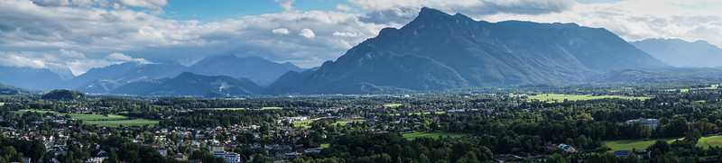 Salzburg: View From the Fortress