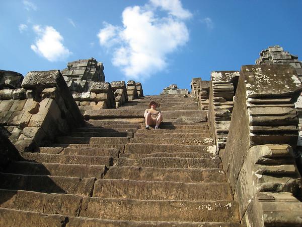 Ta Keo (Angkor Wat Temple Complex)