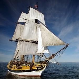 Historic Tall Ship Sail on San Francisco Bay 04/06/14