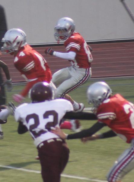 Freshmen Silver vs. Lewisville