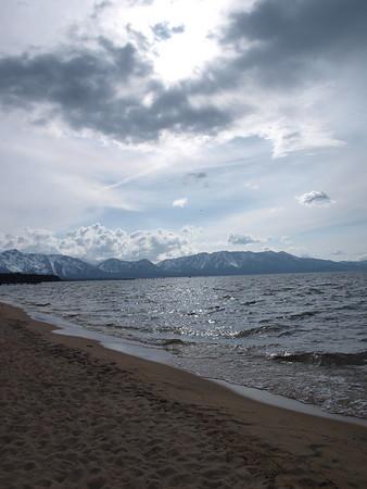 South Lake Tahoe Portrait view