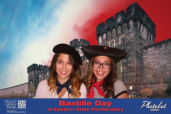 Eastern State Penitentiary Bastille Day
