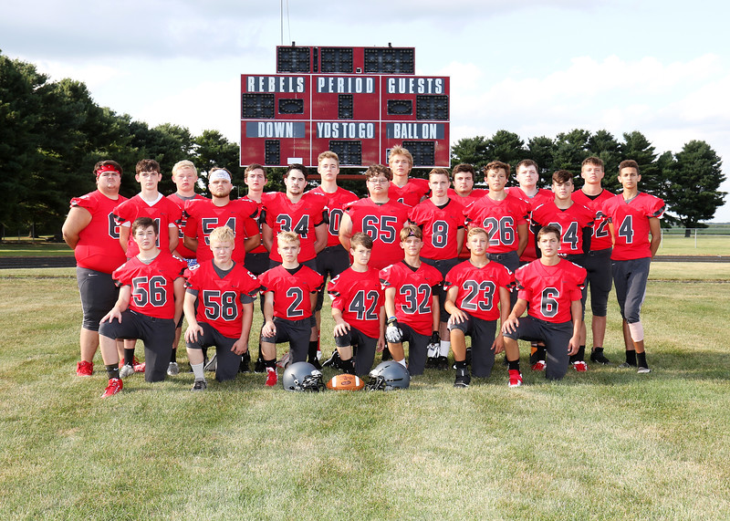 SNHS Football 2019