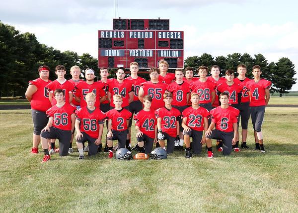 SNHS Football Team 2019