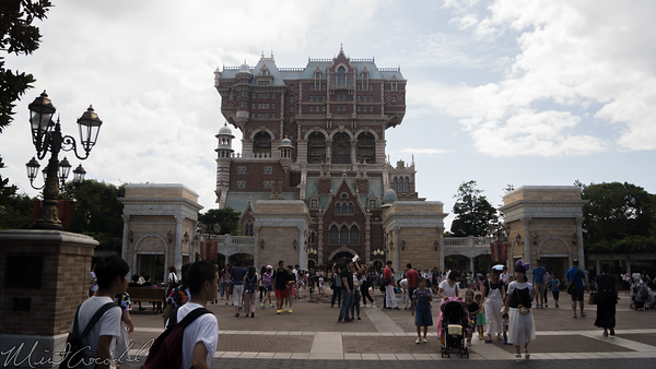 Disneyland Resort, Tokyo Disneyland, Tokyo Disney Sea, Tokyo Disney Resort, Tokyo DisneySea, Tokyo, Disney, American Waterfront, Tower of Terror, Tower, Terror