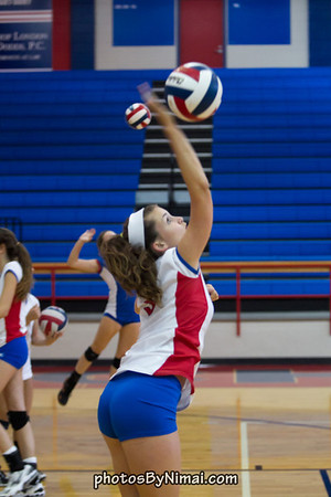 WHS Volleyball 2012-2013