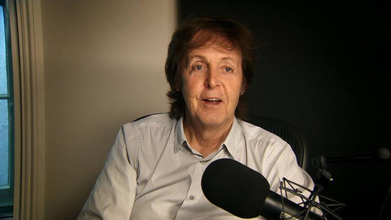 . Paul McCartney. Photo Credit: ©Apple Films Ltd.