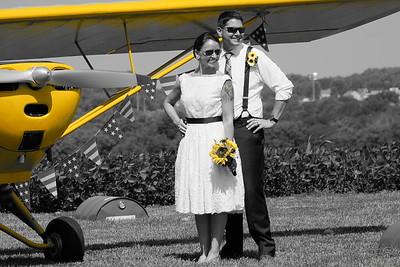 Adam and Sarah's wedding week